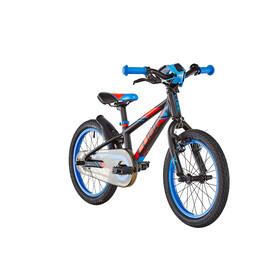 Cube Kid 160 Barncykel blå/svart